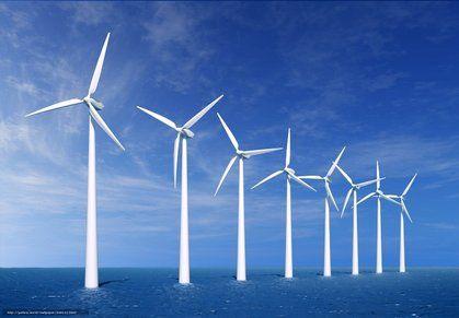 Yatay Eksenli Rüzgar Türbini Resim