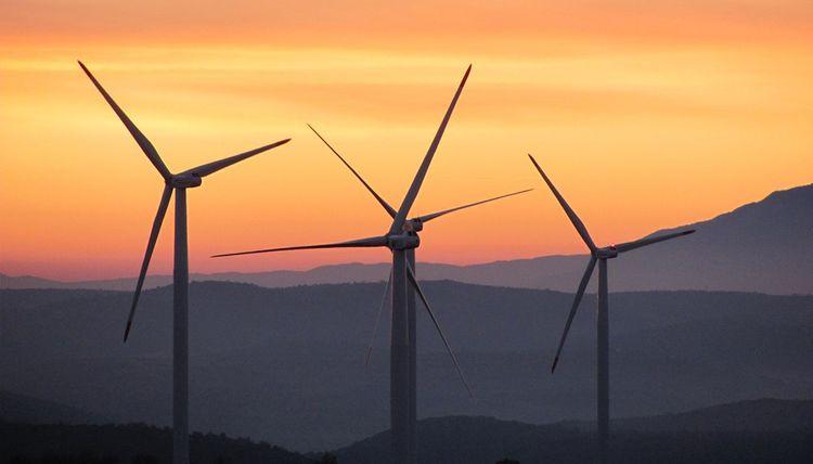 Aliağa Rüzgar Enerjisi Santrali