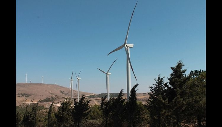 Balıkesir Rüzgar Enerjisi Santrali