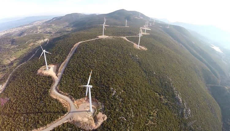 Karaburun Rüzgar Enerjisi Santrali