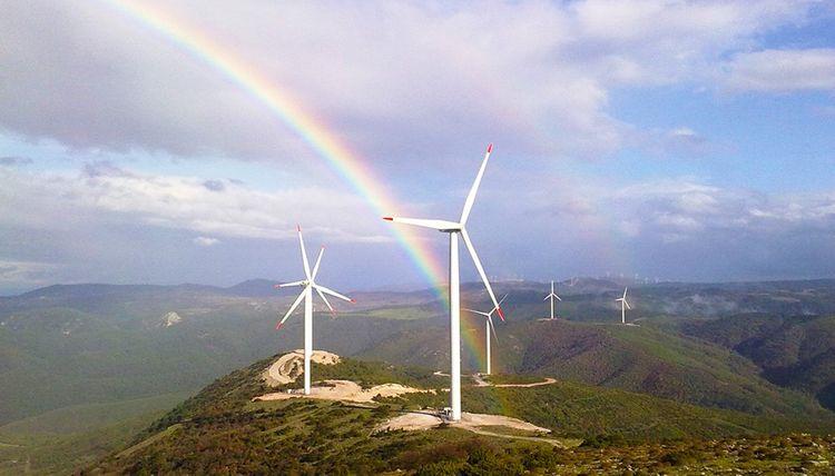 Soma Rüzgar Enerjisi Santrali