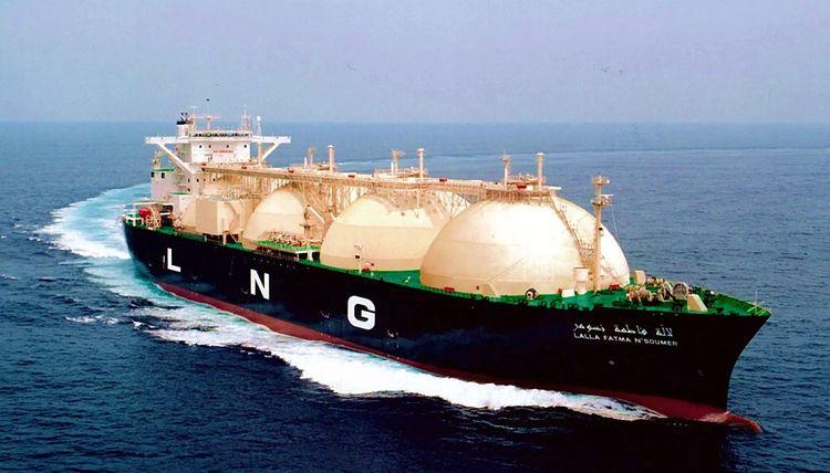 LNG Taşımacılığı